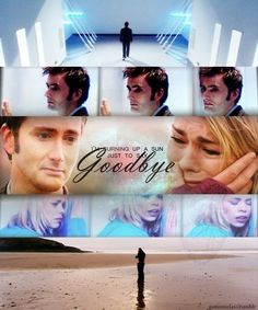 the saddest moment in doctor who history rose had to go to a parallel universe and the doctor didnt get the chance to say i love you....i miss rose being on the show