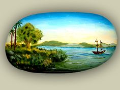 *Painted Rock