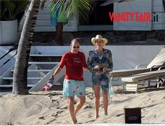 Royals-Regium: Prince Albert and Princess Charlene vacation on Antigua