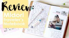 Review: Mi Midori Traveler's Notebook + Viaje a Ibiza