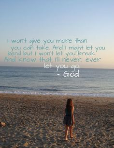 """A message from God. Inspired by """"He Said"""" by Group 1 Crew and Chris August."""