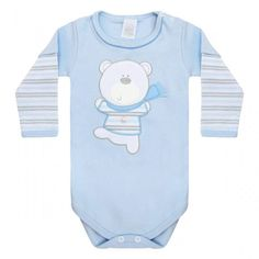 Body para Bebê Menino Inverno - Patimini :: 764 Kids Loja Online, Roupa bebê e infantil !