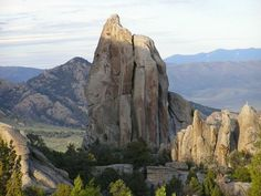 City of Rocks National Reserve - Southern Idaho, i was just on top of that! God is great!!!