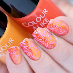 Colouralike Summertime Collection + Yours Stamping Products