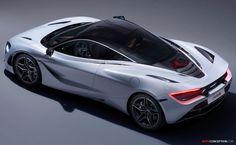 New McLaren 720S Officially Revealed