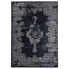 Teppich Vintage (160x230, anthrazit) - Teppiche & Fußmatten - Textil - Haushalt & Deko - Dänisches Bettenlager