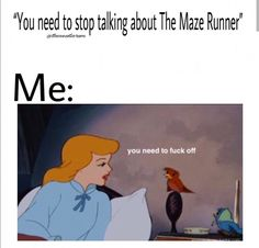 I wont stop, srs