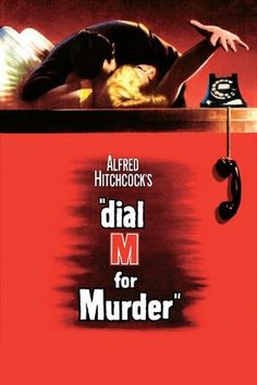Dial M for Murder is a 1954 American thriller film directed by Alfred Hitchcock, starring Ray Milland, Grace Kelly, and Robert Cummings. The movie was adapted from a successful stage play by Frederick Knott, and was released by the Warner Bros. Alfred Hitchcock, Hitchcock Film, Grace Kelly, Streaming Hd, Streaming Movies, True Crime, Hindi Movies, Disney Pixar, Olivia De Havilland