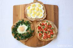 Healthy Breakfast Pizza Recipes