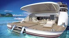 Zeelander Z164 - 50m Luxury Explorer Yacht | Green Plus Rina certified #yachtluxury