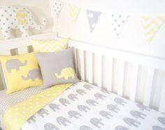 Patchwork quilt nursery set Pink and mint owls Mint от MamaAndCub