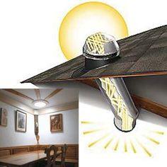 Cómo hacer una lámpara solar simple