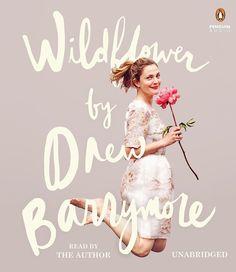 Drew Barrymore Reading Wildflower Chapter About Frankie   POPSUGAR Celebrity