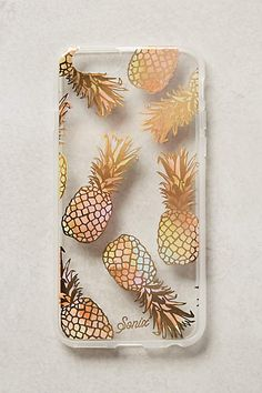 Pineapple iPhone 6 Case - anthropologie.com