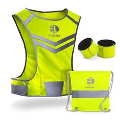 Reflective Vest for Running Walking Cycling Jogging