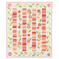 GO! Pomegranate Quilt Pattern- Free