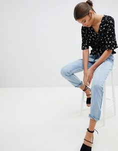 Missguided | Missguided Mom Jeans