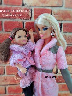 Barbie & Chelsea's friend Tamika