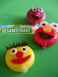 Babybel Sesamstraak
