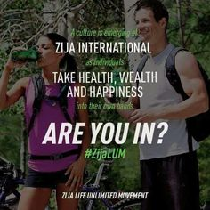 Join my team. Open markets all across the country! Www.robgut88.myzija.com or robgut@live.com for info