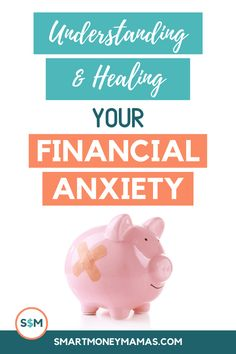 Got money mindset issues? Financial anxiety is something we all experience. Learning to identify and Finance Blog, Managing Your Money, Frugal Living Tips, Financial Tips, Budgeting Tips, Negative Thoughts, How To Get Money, Money Management, Healthy Relationships