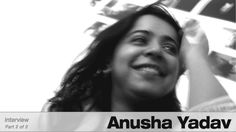 Here comes the second part of  conversation with Anusha Yadav. Where she speaks about her photography, her career, her take on advertising industry in India and plenty more.
