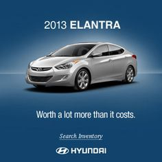 The 2013 Hyundai Elantra