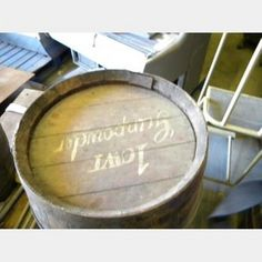 Gunpowder Barrel 1