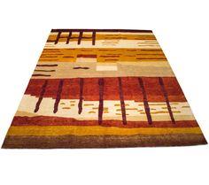 Rug - Gabbah Modern x Butcher Block Cutting Board, Home Crafts, Lights, Rugs, Modern, Home Decor, Farmhouse Rugs, Trendy Tree, Decoration Home