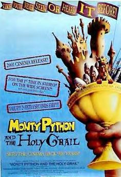 MONTY PYTHON AND THE HOLY GRAIL // UK // Terry Jones & Terry Gilliam 1975