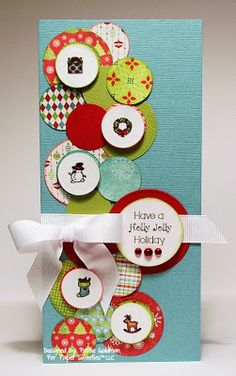 Paper Sweeties - Have a Holly Holly Holiday stamp set