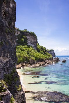 How to Travel Bali on a Budget  www.HostelRocket.com Surfers Beach in Uluwatu