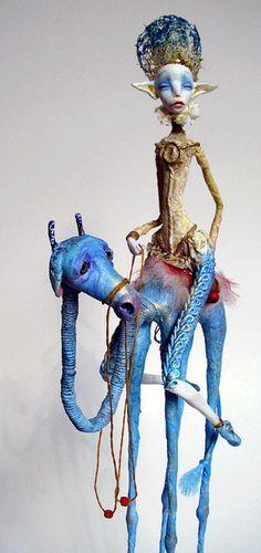fucking creepy art dolls for the depressed artist - Google Search
