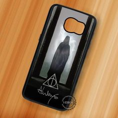 Always Severus Snape Harry Potter - Samsung Galaxy S7 S6 S5 Note 5 Cases & Covers