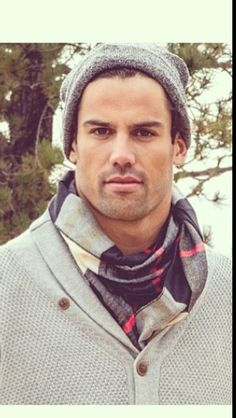 The outfit- the man- everything! Eric Decker is swoon worthy!