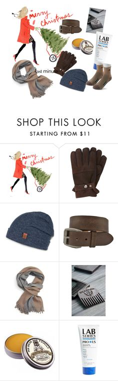 """His gifts"" by samba-queen ❤ liked on Polyvore featuring Original Penguin, Bickley + MItchell, Levi's, BOSS Hugo Boss, Lab Series, adidas, men's fashion and menswear"