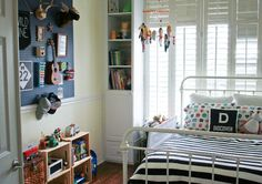 As our family and children's personalities have grown and changed over the years, we've switched up our kid spaces many times, mostly for practical reasons (new baby, the need for an office, changing sleep habits), but also just for fun (creative itch, changing kid interests). There are lots of spaces in our home that make... {Read the post}
