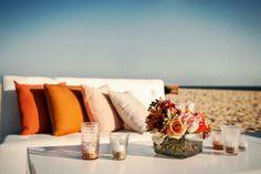 Comfy space in the sand.  #photography #bride #cabo #destinationwedding #beauty #eventdesign #wedding #cabosanlucas  #www.mariannaidirin.com