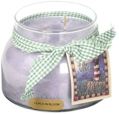 Baby Jars, Bloom Baby, Jar Candles, Luxury Rooms, Lilacs, Cheer, Candle Holders, Fragrance, Humor