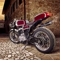 Yamaha XT600Z by Plan B Yamaha Motorcycles, Up For The Challenge, Sweet Cars, Motorcycle Accessories, My Ride, Custom Bikes, Bobber, Motorbikes, Cafe Racers