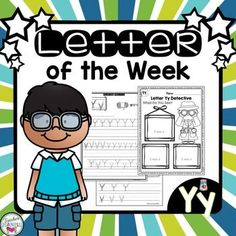 Letter of the Week - Yy This fun and engaging packet includes everything you need to teach the letter Yy. You will receive daily practice posters and activities to teach and reinforce the letter Yy.