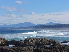 Buffelsbaai in the Southern Cape near Knysna Knysna, Places To Travel, The Good Place, Planets, Cape, Southern, Spaces, Mountains, Nature