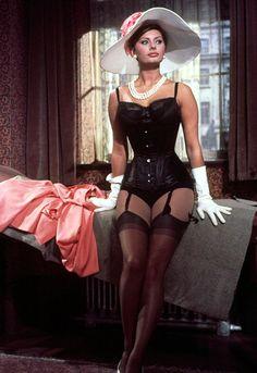 Sophia Loren. ☀
