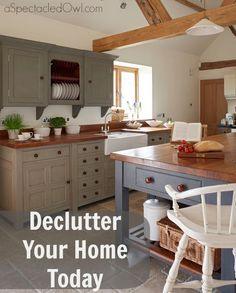 Organize & Declutter Your Home Today!