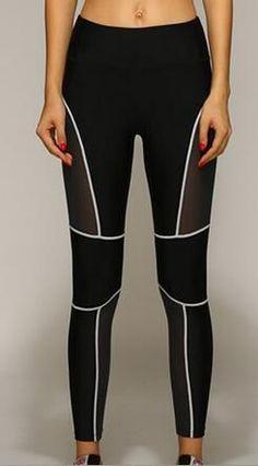 Sports Tights Yoga Pants Women Fitness Sexy