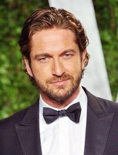Gerard Butler and his accent :