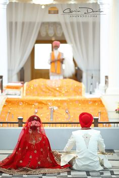 Punjabi Wedding Photography Calgary Sikh Marriage Pictures Canada Indian Wedding Photos Dashmesh Culture Centre Gurdwara