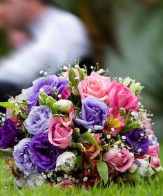 Brautstrauss bunt | nice #wedding #bouquet, #flowers, #Brautstrauß