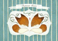 Whimsy Whimsical Forest Animals Illustrations 2010