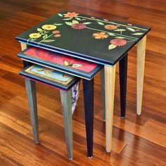 Sticks: Nesting Table Set
